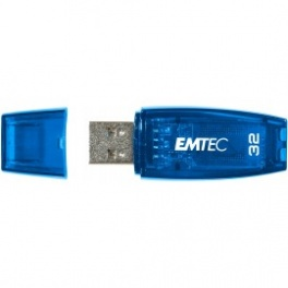 Флешка 32 GB DRIVE ECC410 Blue