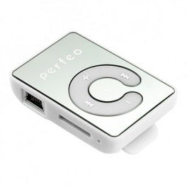 Плеер Perfeo VI-M003 Music Clip Color MP3 White