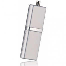 Флешка 16 GB Silicon power Luxmini 710 Silver