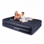 Матрас надувной Intex 66702 Supreme Rising Comfort 203х152х47 см