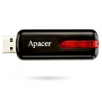 Флешка 16 Gb Apacer AH326 Retail Black
