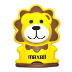 Флешка 8 GB Maxell Lion Animal Collection