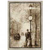 """Набор для вышивания Риолис 1611 """"Старая фотография. Ожидание"""" 26х38 см."""