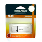 Флешка 16 GB Kingmax PD-03 White